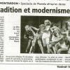 Critique Spectacle 20008